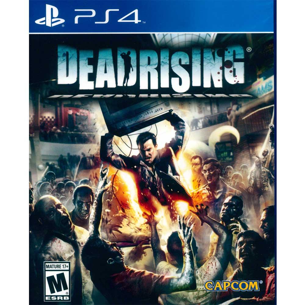 PS4 死亡復甦 英日文美版 Dead Rising (含所有服裝DLC)
