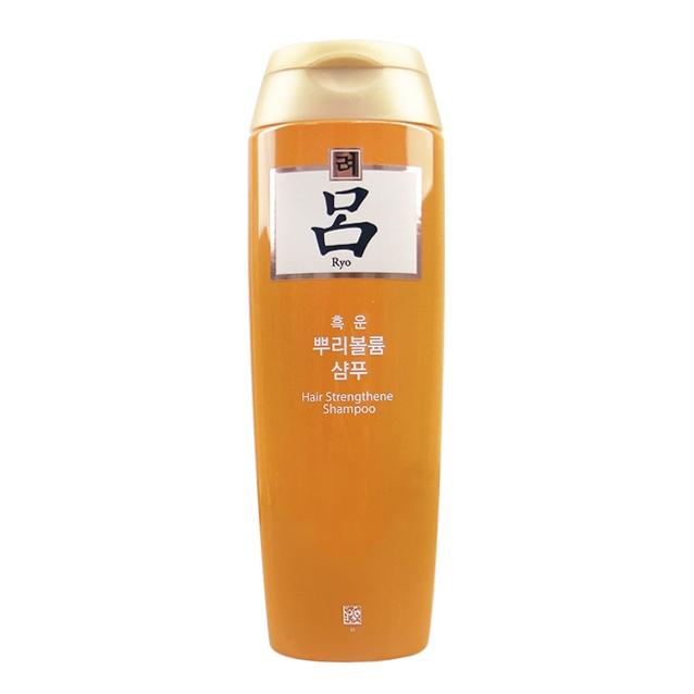 ►99免運◄   韓國 呂 Ryo 集中修護洗髮精 180ML 黃瓶  ☆真愛香水★