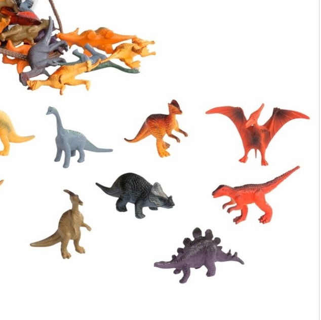 【淘氣寶寶】【美國B.Toys感統玩具】美國 TERRA 恐龍