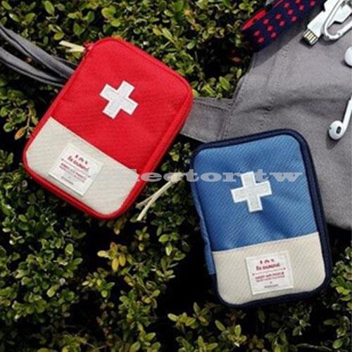 【G16042601】韓國旅行家用便攜急救包 隨身小藥包 小收納包 應急包