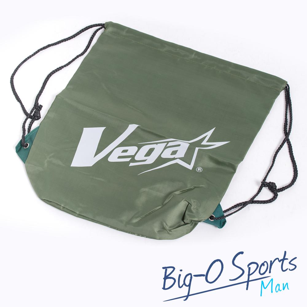 Vega VEGA 後背式束口袋 球袋 VGB-05B軍綠 Big-O Sports