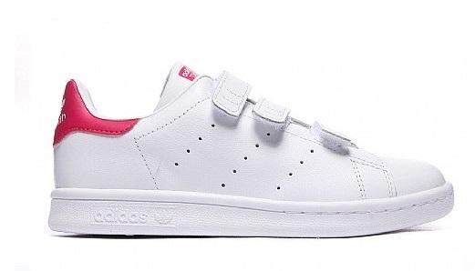 Adidas Stan Smith經典愛迪達史密斯系列 紅 綠 金藍 魔鬼氈 百搭 男女 情侶鞋 休閒鞋【Q0018】潮