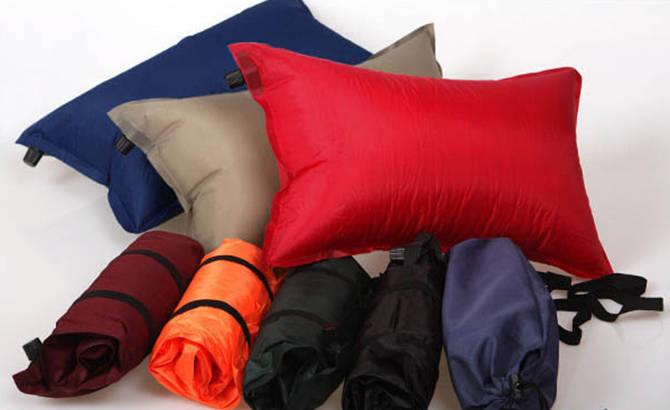 自動充氣枕(顏色隨機出貨)