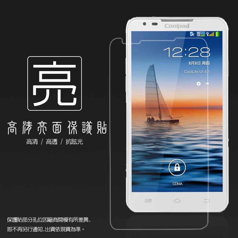 亮面螢幕保護貼 亞太 A+World G5 5950T 保護貼