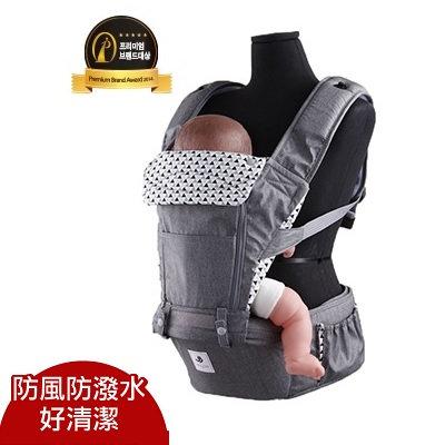 【送平安袋】Pognae NO.5超輕量機能坐墊型背巾/ 嬰兒背巾 揹帶 揹巾@六甲媽咪
