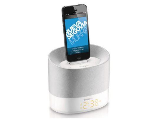 飛利浦PHILIPS床頭 iPhone 5 FUN音機 DS1400 ✬
