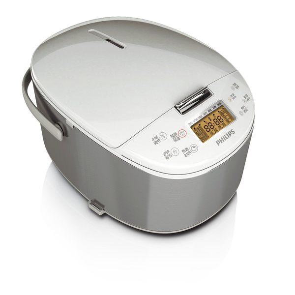 1元加購精緻好禮 飛利浦PHILIPS 靈感系列觸控感應型灶燒電子鍋HD3077(另售HD3060)