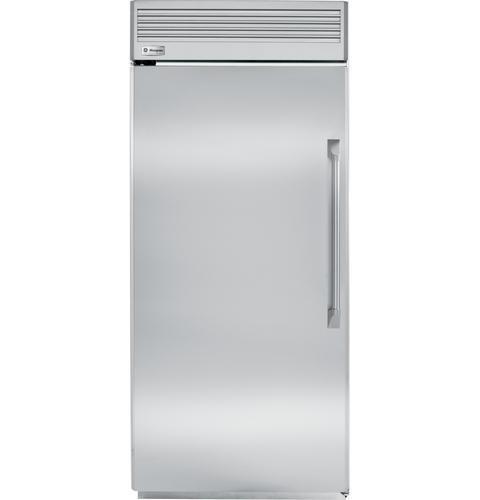 美國GE奇異 ZIFP360N (左開/右開) 36吋崁入式單門冷凍櫃(609L)【零利率】 ※熱線07-7428010