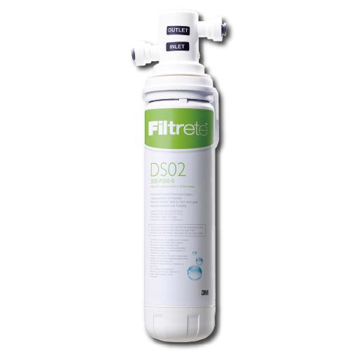 3M 極淨便潔淨水器 DS02-D