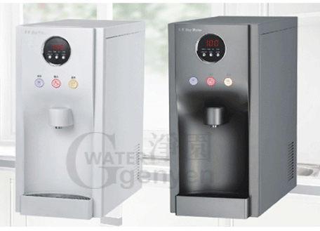 HM190冰冷熱三溫飲水機(內置四道RO逆滲透●桌上型飲水機)HS190/HM-190