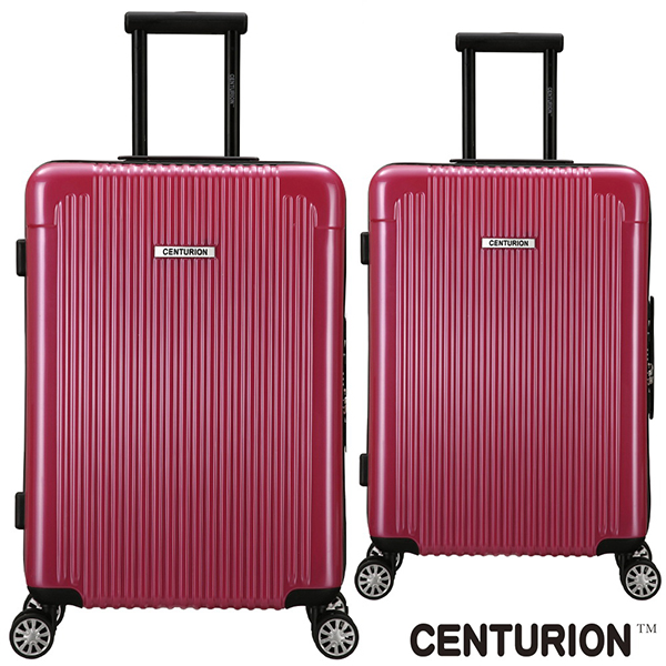 【CENTURION】百夫長26吋+29吋美國色系行李箱(拉斯維加斯紅)
