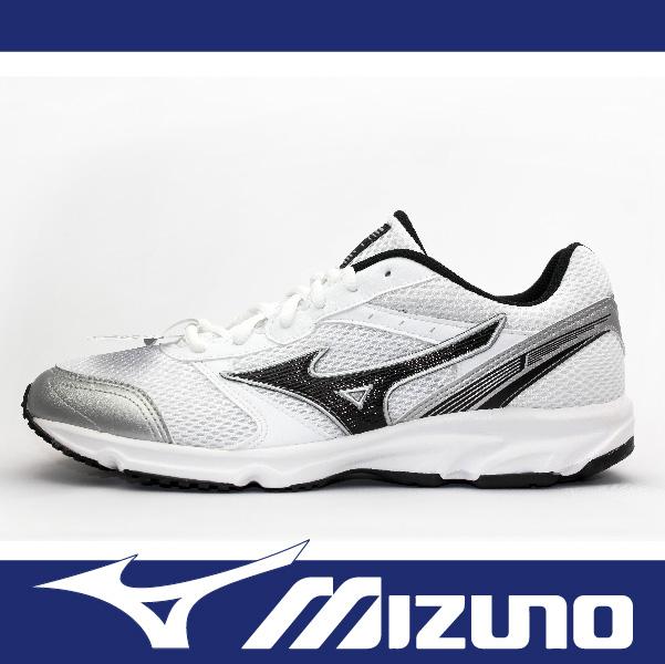 萬特戶外運種動 MIZUNO美津濃 K1GA161410 男慢跑鞋 MAXIMIZER 18 耐磨大底  寬楦 基本款 學生鞋 便宜 舒適 黑白色