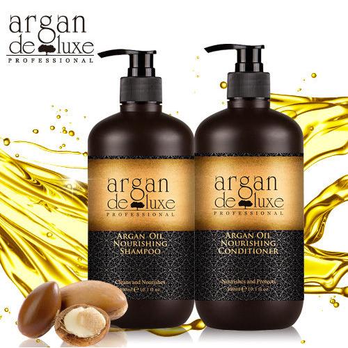 嘉蒂斯保養 頂級 Argan Deluxe德露秀 阿甘油滋養保濕洗髮精 300ml【BG102023】 現貨+預購