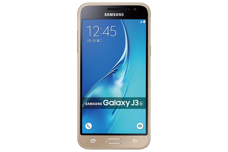 (贈16G記憶卡+5200mAh行動電源)SAMSUNG GALAXY J3 (2016) LTE/5吋螢幕【馬尼行動通訊】
