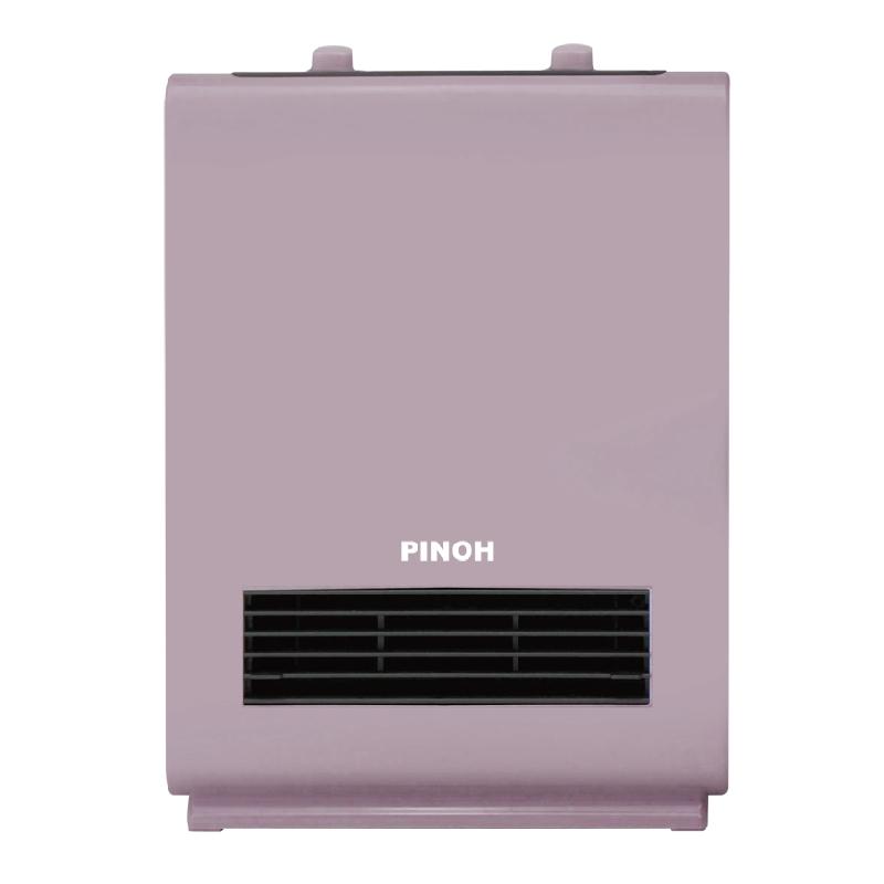 【PINOH品諾】雙旋鈕陶瓷電暖器DH-11(3小時定時) 《刷卡分期+免運費》