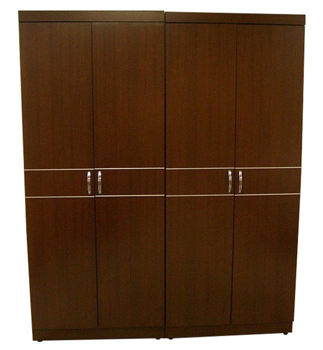 【尚品傢俱】※超便宜※109-02 胡桃5尺衣櫃衣櫥~另有白橡色