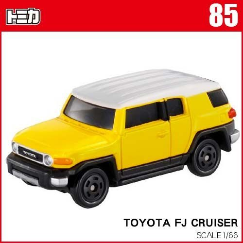 【 TOMICA 】TM085 - TOYOTA FJ CRUISER
