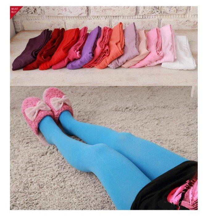 【當日出貨】多色糖果120D 韓國柔感包腳褲襪 內搭褲 造型搭配單品 cosplay ROCK-MOOD