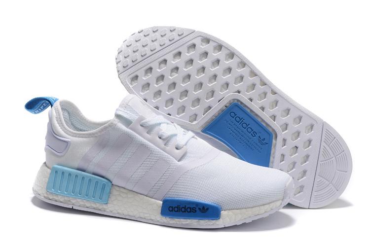 Adidas  NMD RUNNER PK休閒跑鞋  情侶款