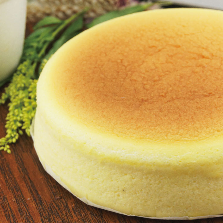 【布拉伯烘焙工坊】 輕乳酪蛋糕 約5.5吋
