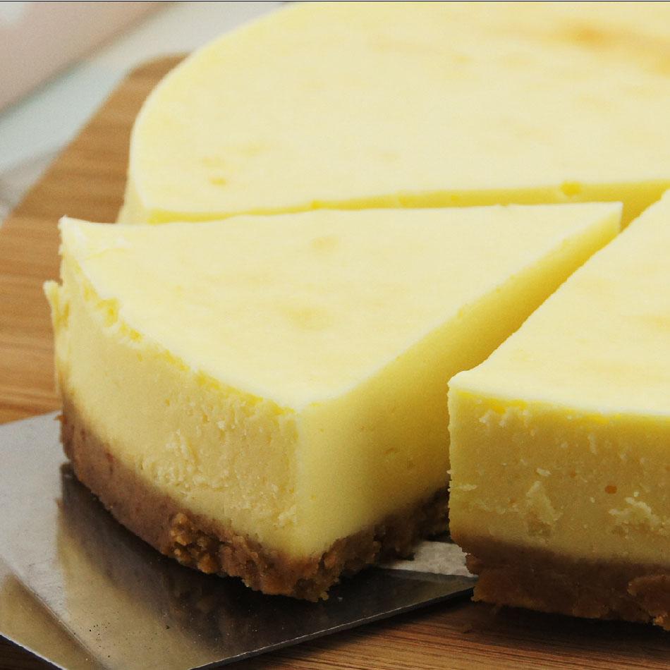 【布拉伯烘焙工坊】 重乳酪蛋糕 6吋