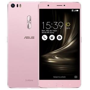 【綠蔭-全店免運】ASUS ZenFone3 Ultra雙卡6.8吋全頻LTE影音機ZU680KL(4/64)玫瑰金