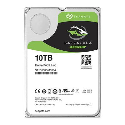 【綠蔭-全店免運】Seagate Barracuda Pro 3.5吋 10TB 桌上型硬碟