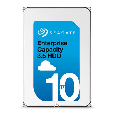 【綠蔭-全店免運】Seagate Enterprise Capacity 3.5吋 10TB SATA 企業級硬碟機