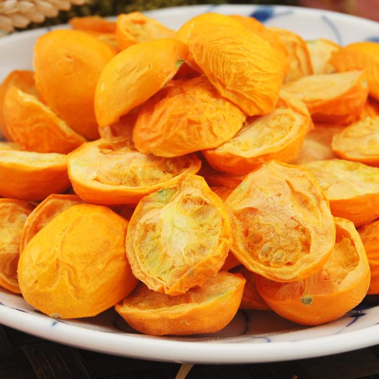 【南佃果舖】無農藥/無添加/冷凍真空乾燥.100%台灣橙蜜蕃茄餅/20g/包