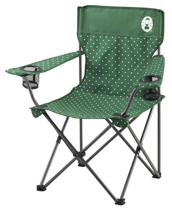 【鄉野情戶外專業】 Coleman |美國|  圓點渡假休閒椅/休閒椅 折疊椅 摺疊椅 野營椅/CM-26735M000
