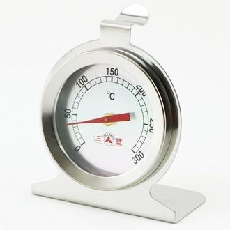 【珍昕】三箭牌 300度c專業用烤箱溫度計