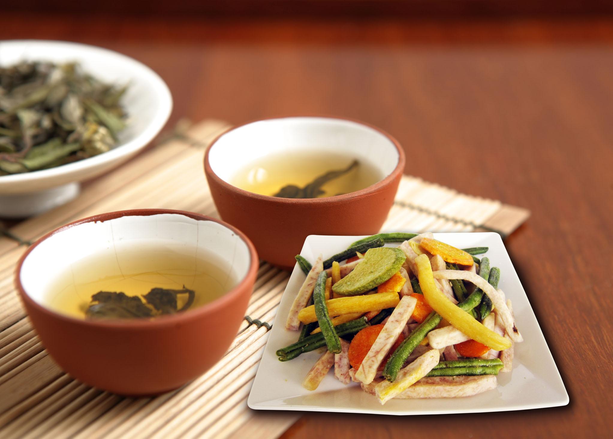 綜合蔬棌乾【全素】健康天然的蔬果乾,休閒、嘴饞時的好選擇~~