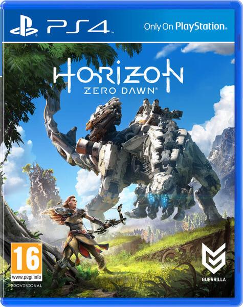 預購中 2017年2月28日發售 亞洲中文版  [輔導級] 地平線:期待黎明