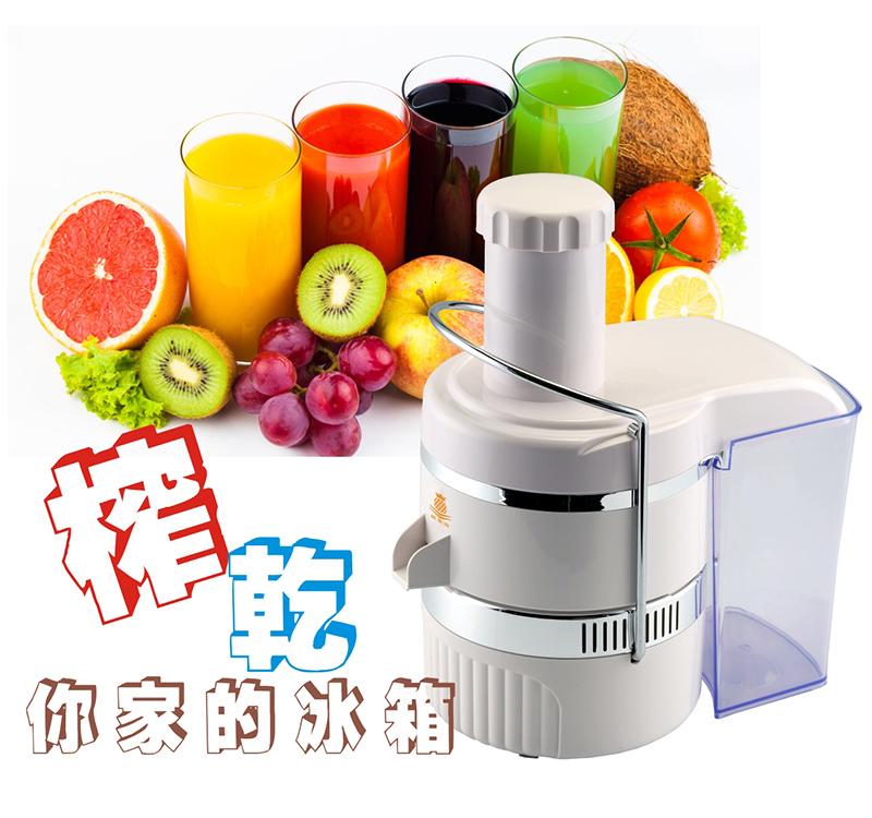 【鳳梨牌】高CP值 直接投料蔬果榨汁機/果汁機 CL-003AP1