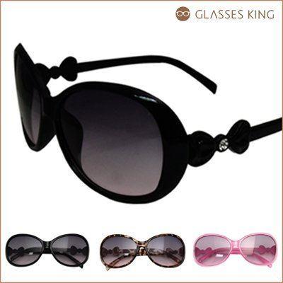 眼鏡王☆蝴蝶結可愛特色小女孩小孩兒童眼鏡太陽眼鏡萌輕巧HELLO KITTY墨鏡粉紅豹紋黑色K35