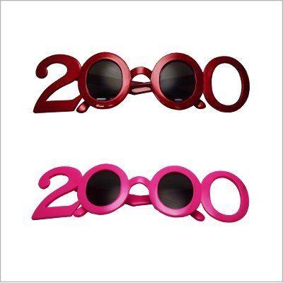 眼鏡王☆派對尾牙趴2000生日造型搞怪小孩兒童韓國流行大框粗框潮流個性太陽眼鏡墨鏡反光粉紅色K31