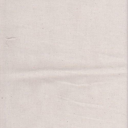 【鑫韋布莊】2C450295 米白斜紋胚布 2尺