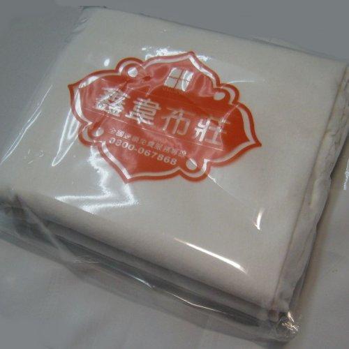 【鑫韋布莊】8000F 刷毛白色厚布襯