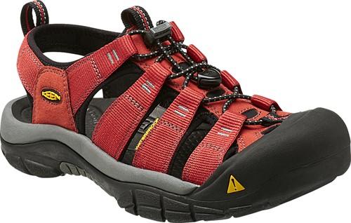 《台南悠活運動家》KEEN 美國 男款運動護指涼鞋 1014186