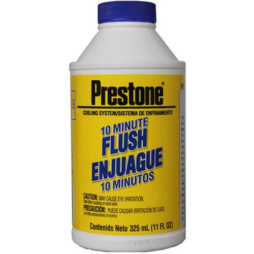 Prestone百適通10分鐘快速水箱清洗劑AS106BL
