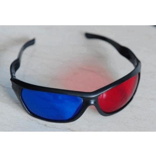 【A13062605】3D立體眼鏡 3D電影專用眼鏡 3D眼鏡 3D紅藍眼鏡
