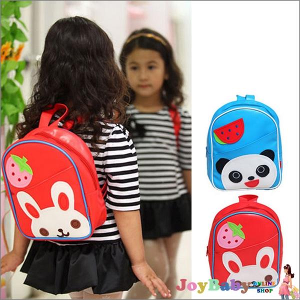 幼兒小書包/卡通背包 貼皮雙肩包超可愛雙肩包【JoyBaby】
