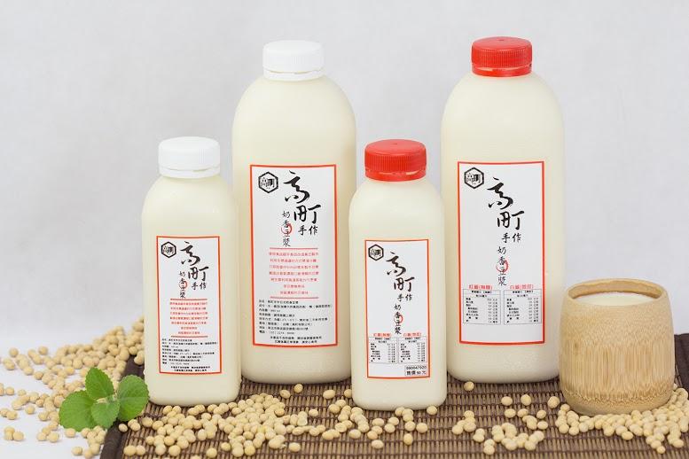 夏日窕條大作戰--奶香豆漿960ml-2瓶+460ml-2瓶(微甜各1大1小~無糖各1大1小)免運特惠組