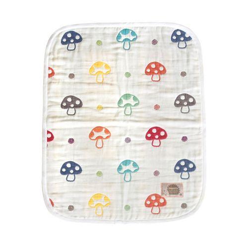 ★衛立兒生活館★日本 Hoppetta 六層紗蘑菇被(S)
