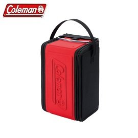 [ Coleman ] 營燈收納袋L / 軟式收納袋 耐衝擊泡棉 / 公司貨 CM-0389