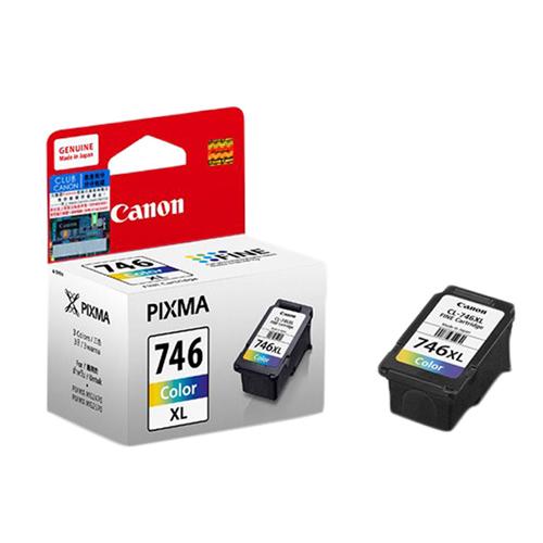 CANON CL-746XL 原廠彩色高容量墨水匣 適用 iP2870/MG2470