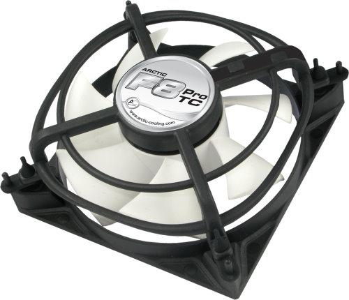 [NOVA成功3C] Arctic-Cooling Arctic F8 Pro TC (AC-F8PT) 懸吊式溫控系統散熱風扇  喔!看呢來
