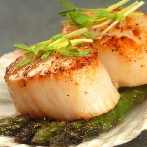 日本生食級干貝2L,一顆比2個50元硬幣大★優食網海鮮肉品專家