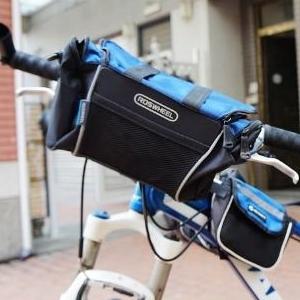 美麗大街【BK105050220】ROSWHEEL三用單車包 車前置物包  防水包 收納包