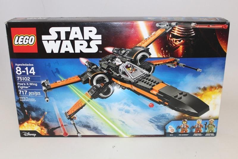 【瞎買天堂x現貨供應】樂高 LEGO 75102 星際大戰 Poe's X-Wing【TYLESW05】
